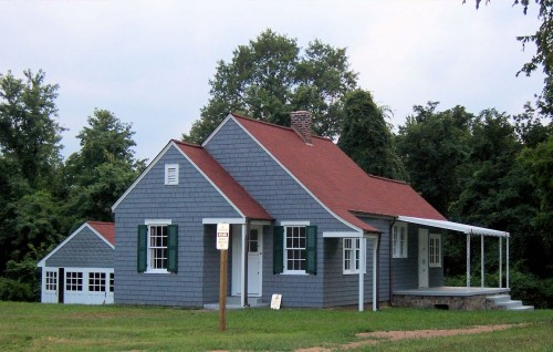 Centreville Spindle Sears House HSR   Design. SWSG   Restorations